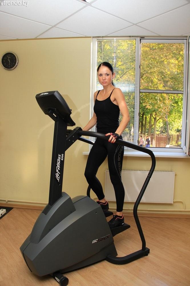 Подъем и правильный спуск по ступенькам для похудения