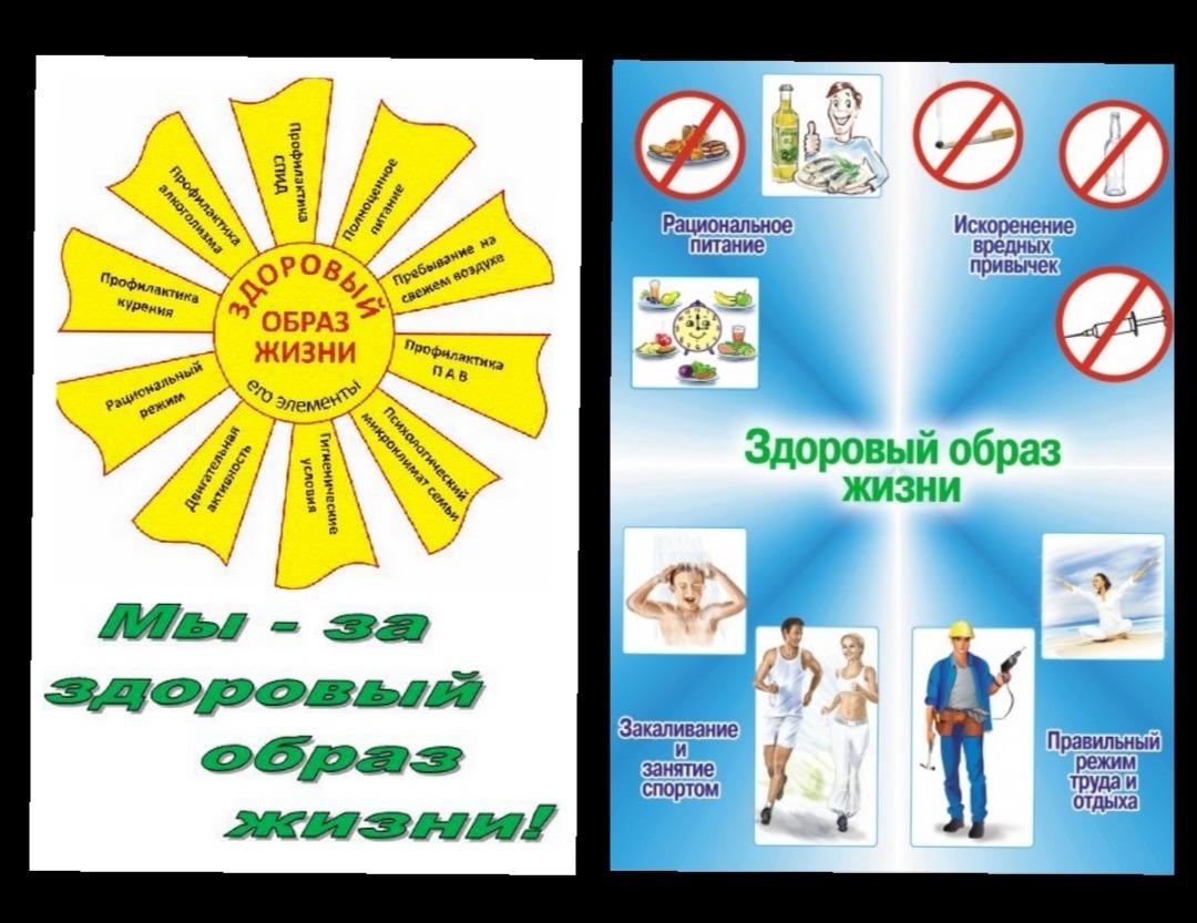 Рекомендации по формированию здорового образа жизни школьников