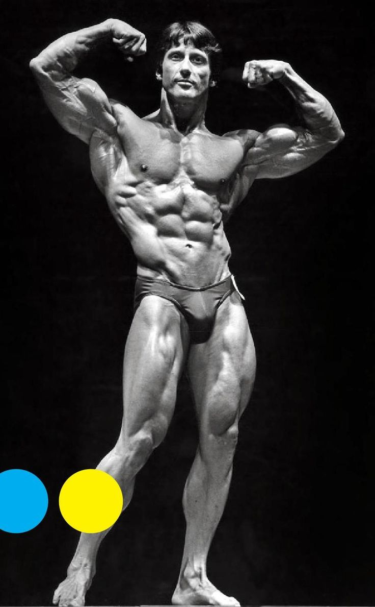 Фрэнк зейн: биография, тренировки и питание бога эстетики