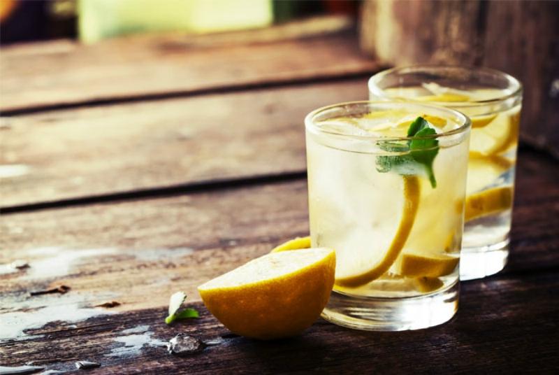 Вода с лимоном натощак - польза и вред