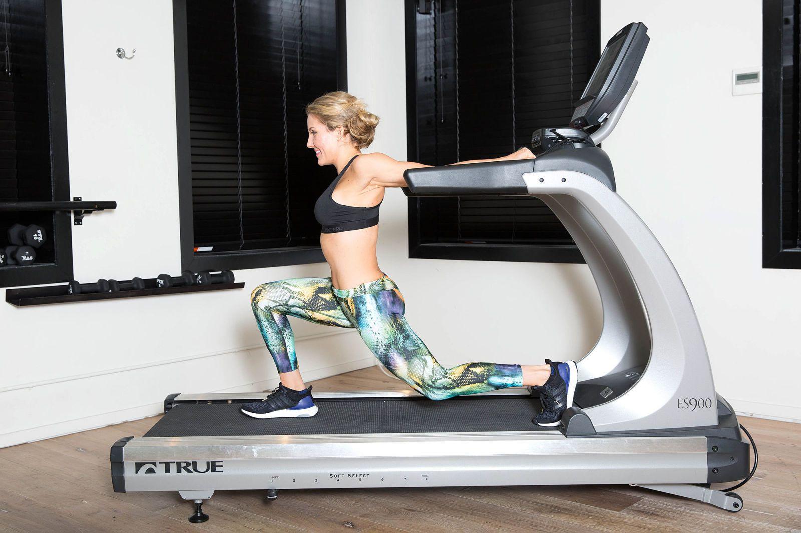 Ходьба на беговой дорожке для похудения и тренировки мышц   rulebody.ru — правила тела