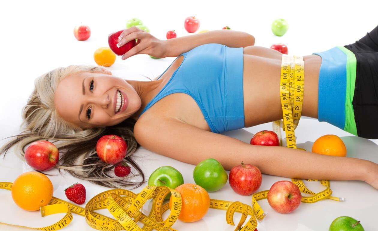 Сайт правильного и здорового питания