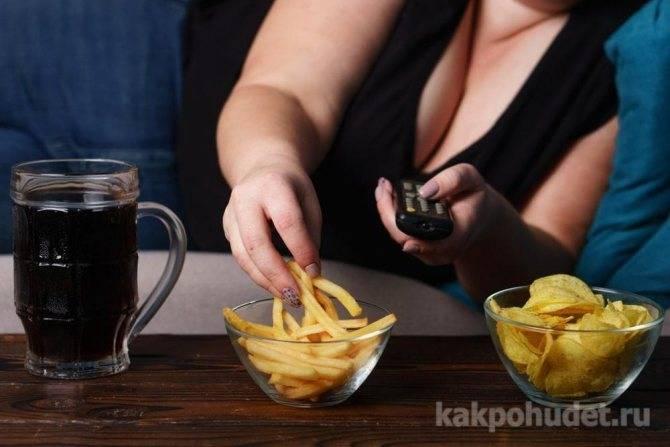 Компульсивное переедание, как бороться, что делать, как избавиться от обжорства