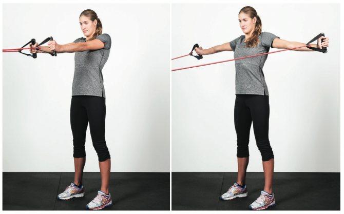 Упражнения на кроссовере для груди, спины, плеч, рук, ног и ягодиц
