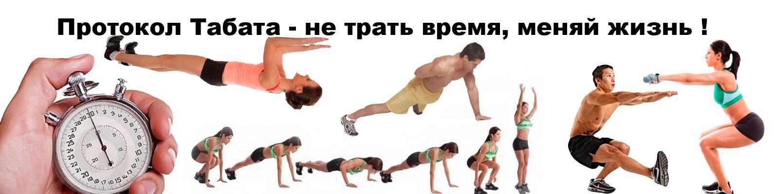Программа тренировок для сжигания жира