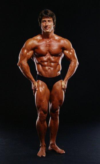 Фрэнк зейн (frank zane) о тренировке мышц пресса