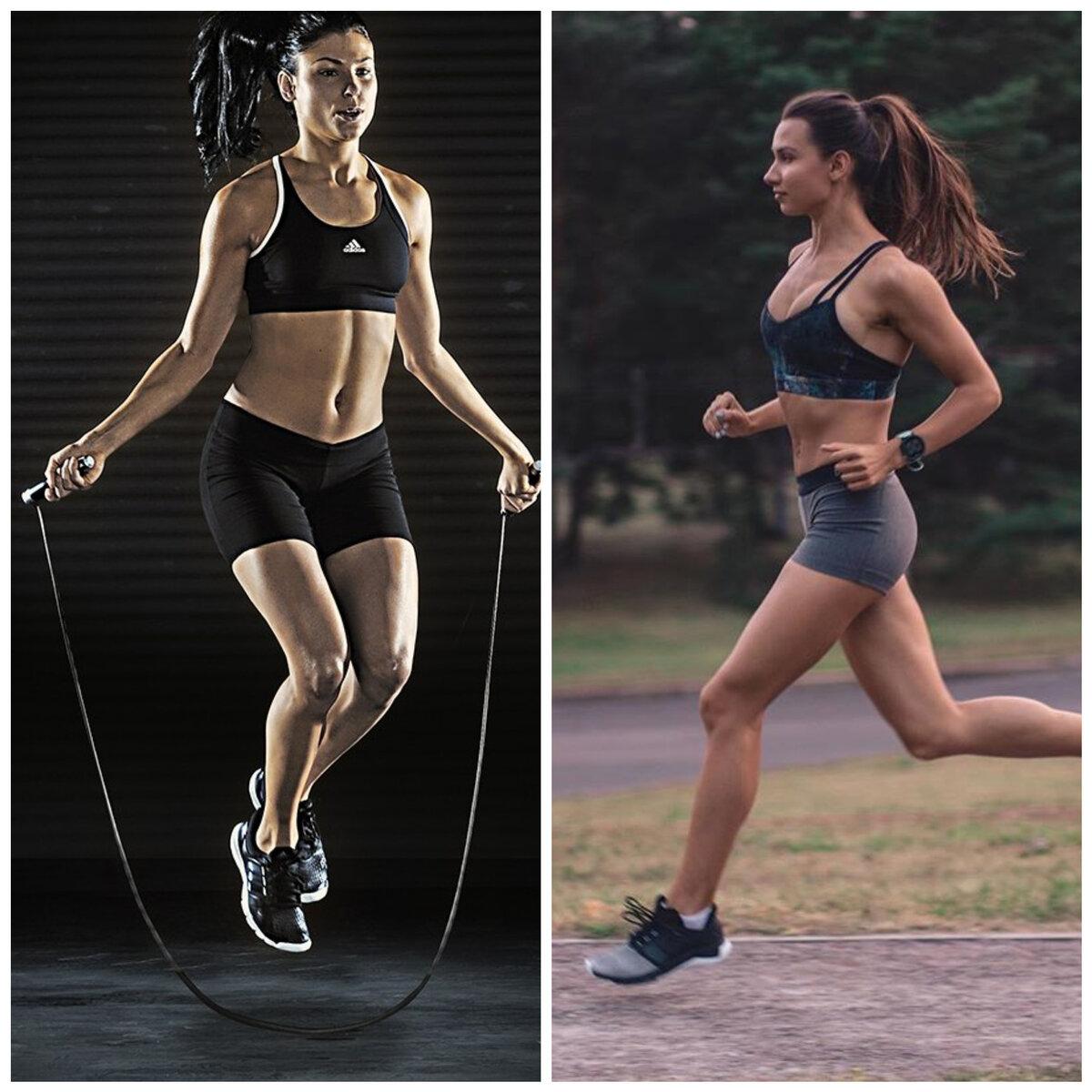 Скакалка для похудения живота и боков: как правильно и сколько прыгать