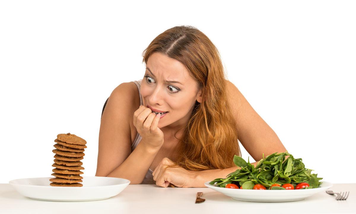 Больше никогда не сидите на диетах