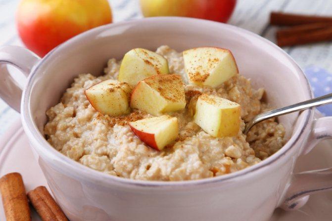 С чем нужно есть овсянку на завтрак, чтобы похудеть?
