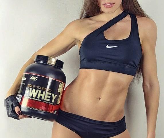 Как правильно принимать протеин, чтобы похудеть?