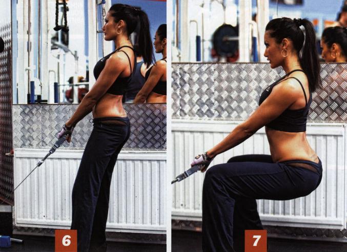 Приседания со штангой на плечах: техника выполнения, какие мышцы работают