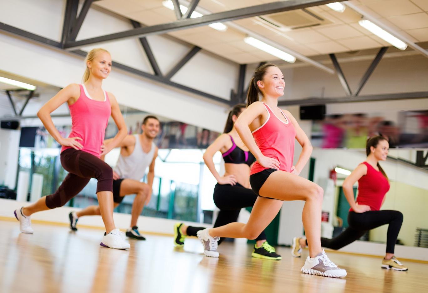 Аэробные упражнения