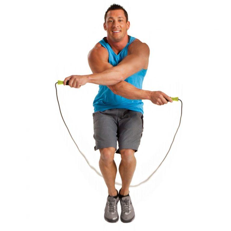 Прыжки на скакалке: какие мышцы работают? польза прыжков на скакалке для похудения. что дают прыжки на скакалке?