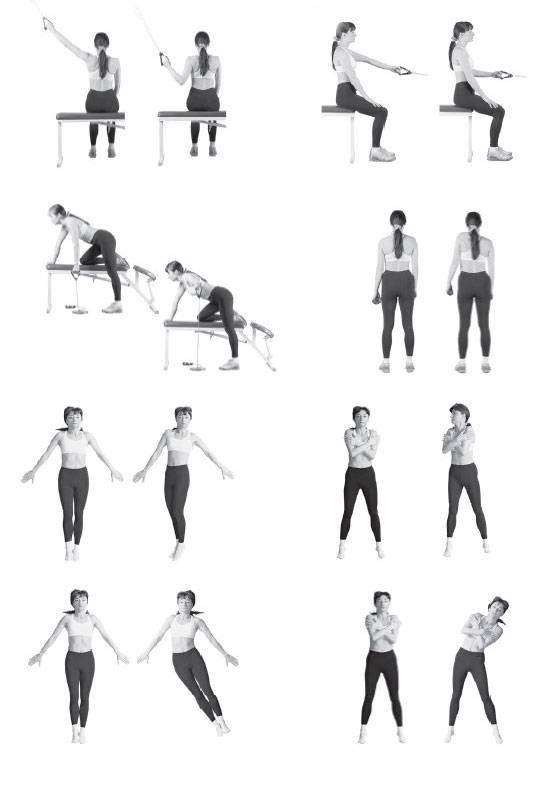 Гимнастика для суставов в домашних условиях