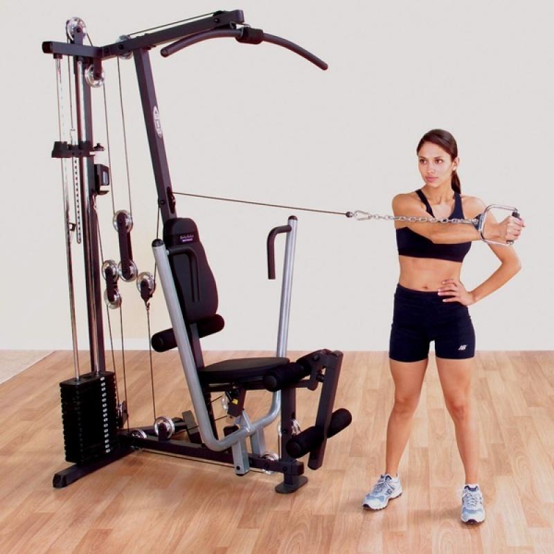 Кроссовер (тренажёр): упражнения на грудные мышцы, спину, ягодицы, дельты, трицепс, бицепс для женщин и мужчин