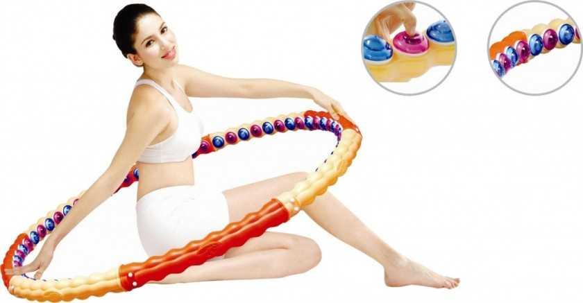 5 упражнений с обручем для похудения: эффективный комплекс