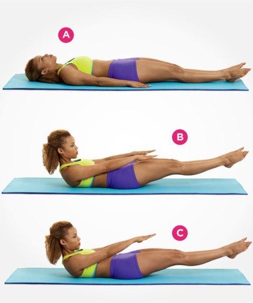 Как сделать живот плоским (с иллюстрациями) - wikihow
