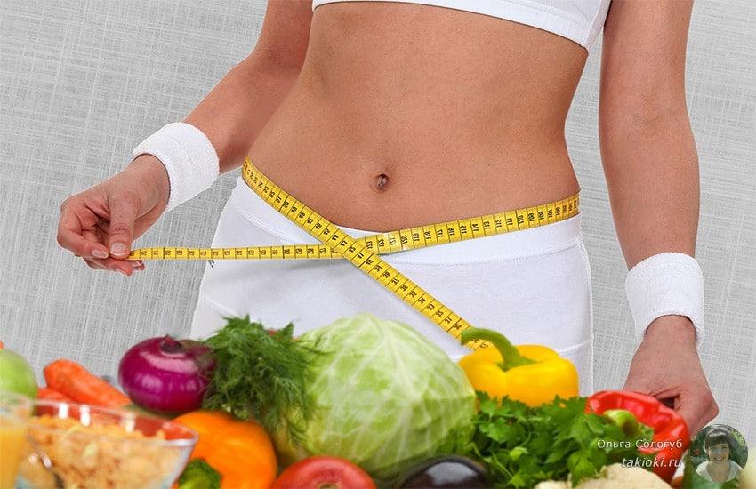 Как правильно похудеть - основы правильного питания для похудения