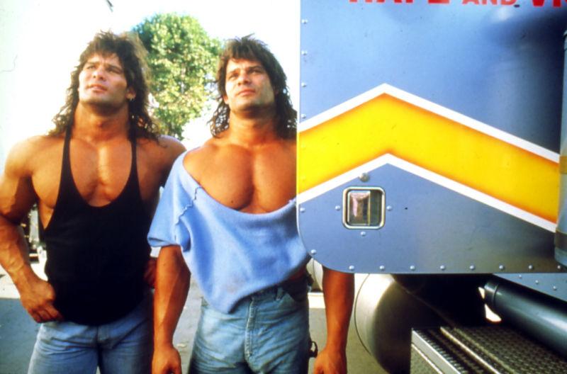 Как сейчас выглядят питер и дэвид пол: фото бодибилдеров