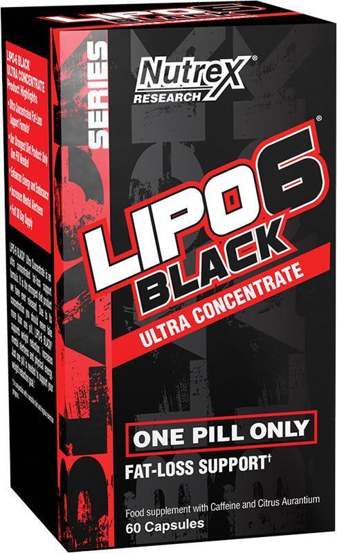 Лучший помощник в сжигании жира lipo 6 black ultra concentrate