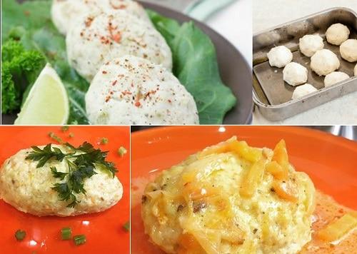 Имеется 4 белка, что приготовить из них - рецепты для очень занятой мамы - страна мам