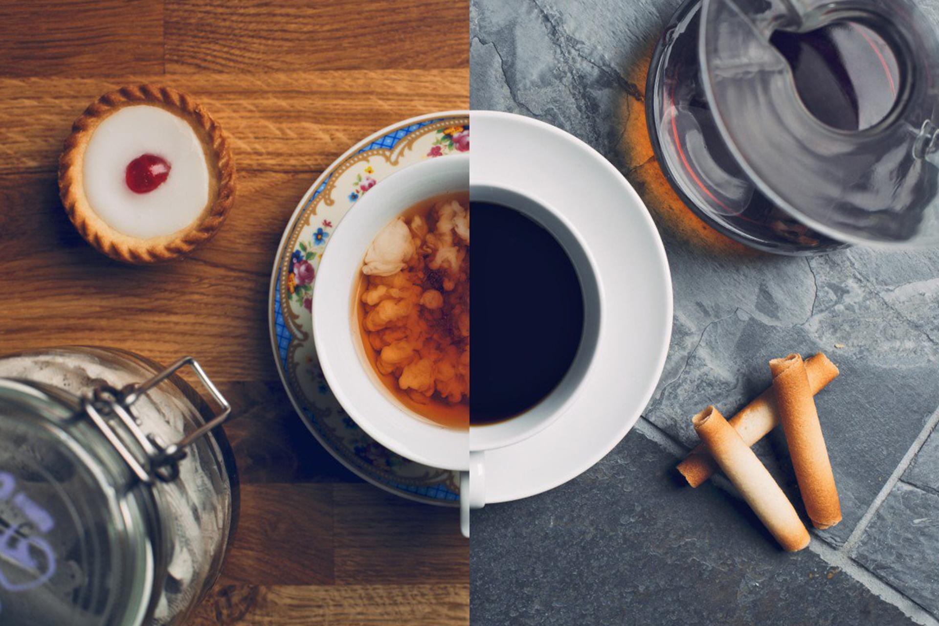Чай и кофе вред и польза. кофе vs. чай: что общего, чем отличаются | здоровье человека