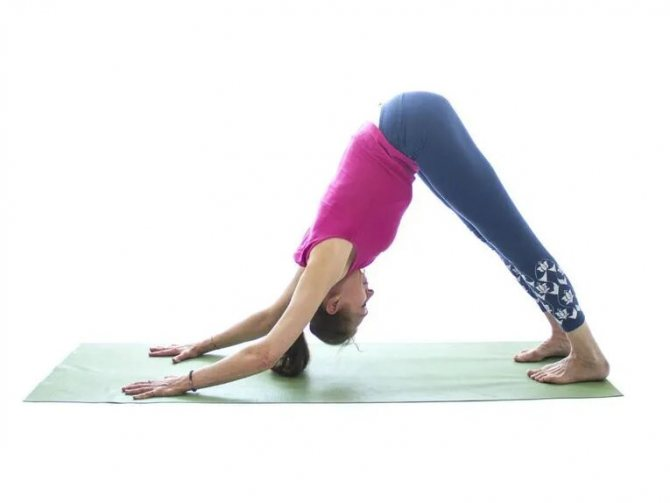 Йога для похудения живота, асаны в домашних условиях