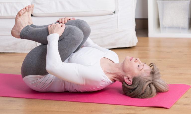 5 упражнений при болях в пояснице - снятие боли и профилактика