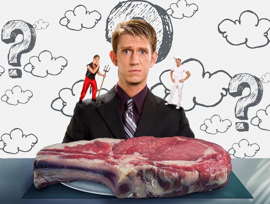 Полезность мяса для организма
