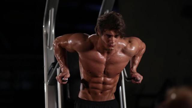 Джефф сейд (jeff seid): биография, рост, вес, бицепсы атлета - спортзал
