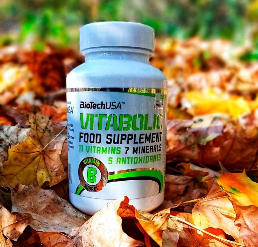Biotech vitabolic: эффекты, форма выпуска, состав, цена
