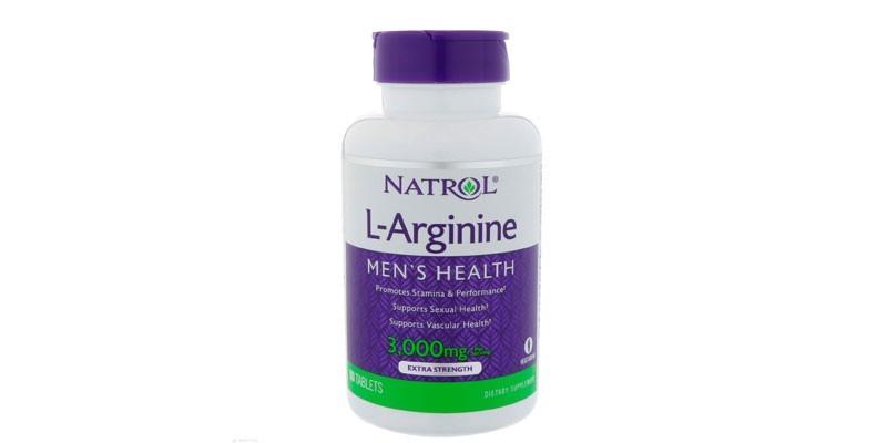 L аргинин - что это такое и для чего он нужен