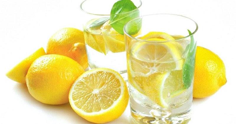 Польза воды с лимоном для человека и вред