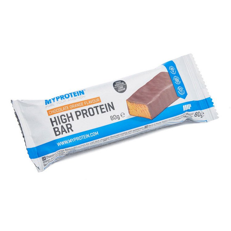 Протеиновые батончики myprotein 6 layer bar