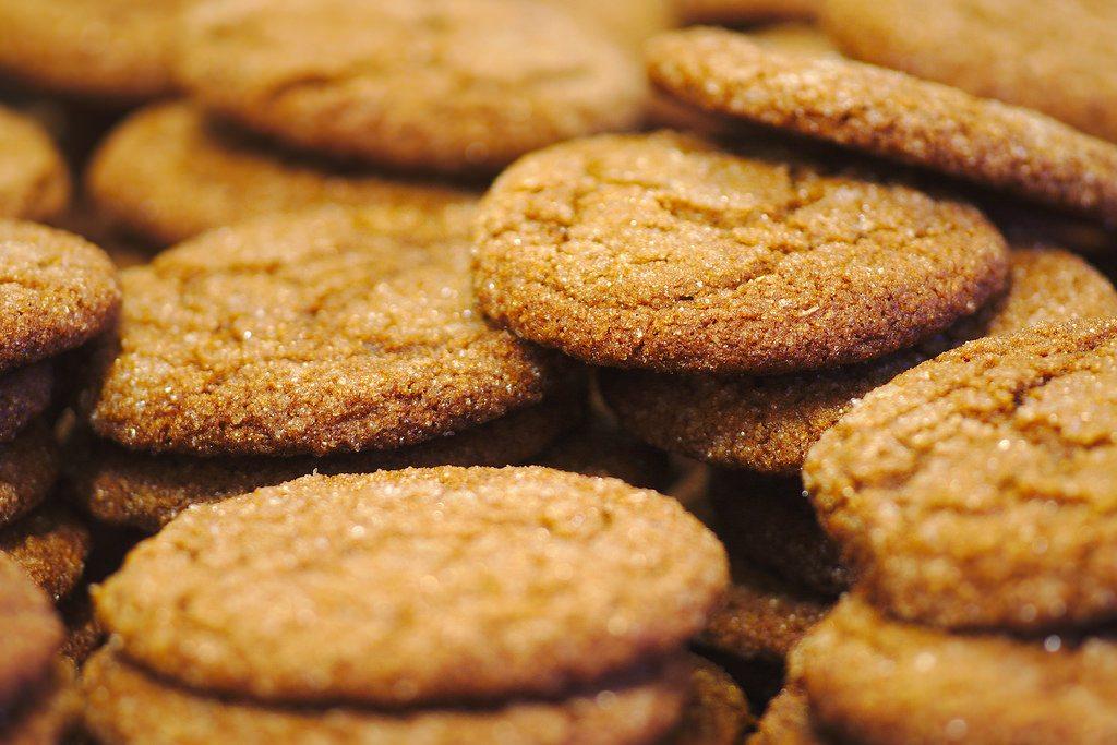 Протеиновое печенье - полезный перекус