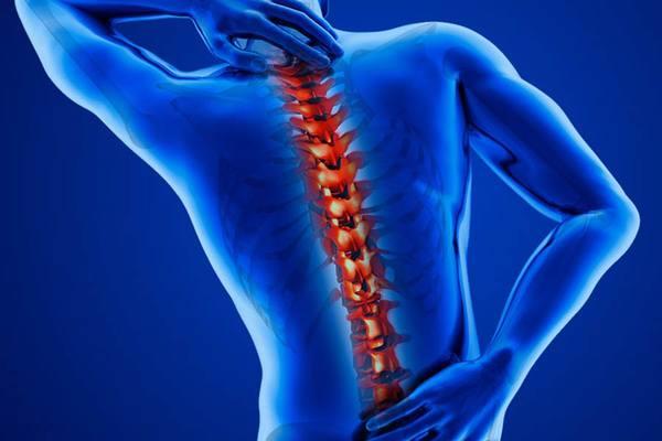 Что делать при защемлении нерва в грудном отделе