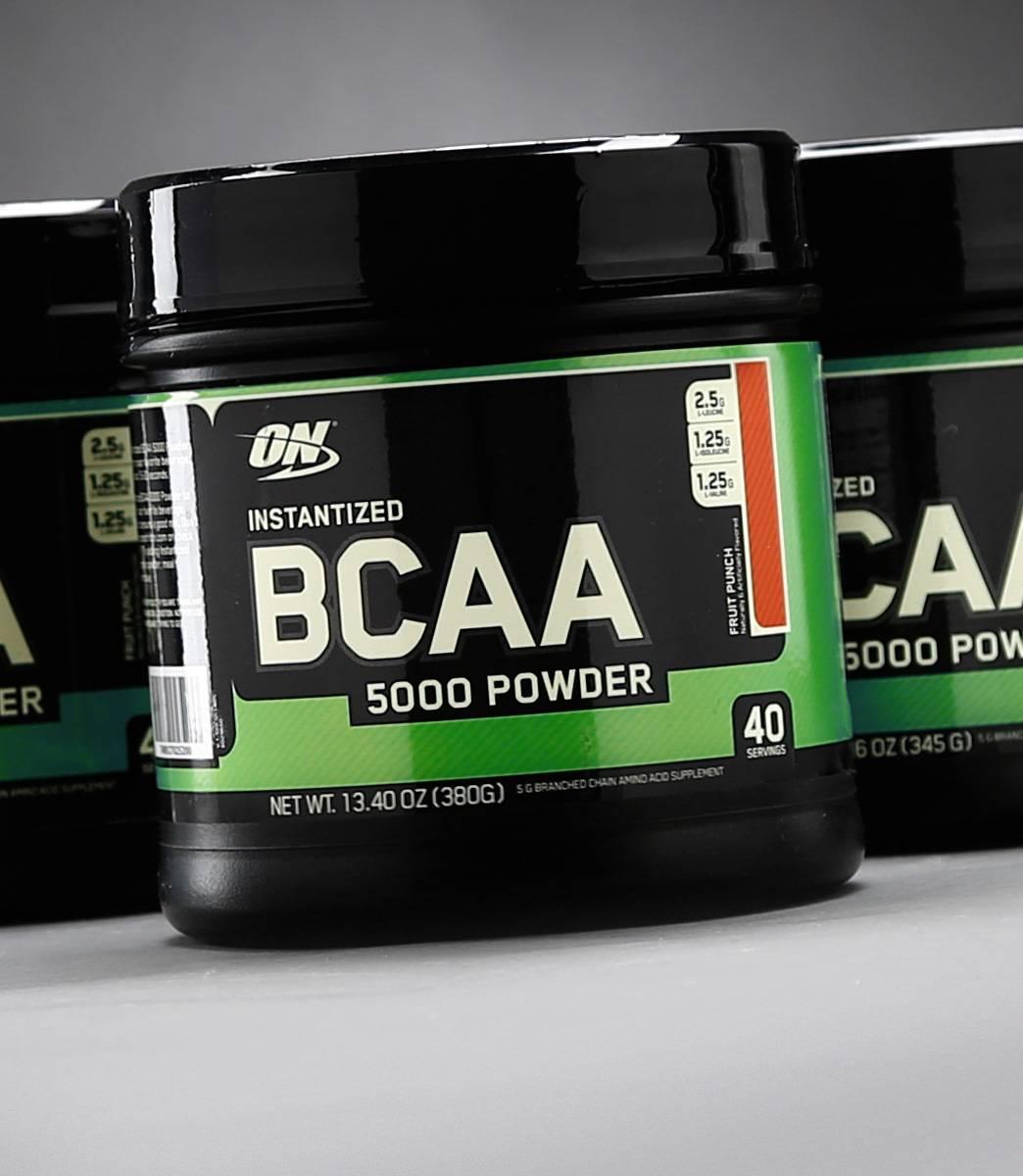 Краткий обзор bcaa 5000 powder (optimum nutrition) — май 2019