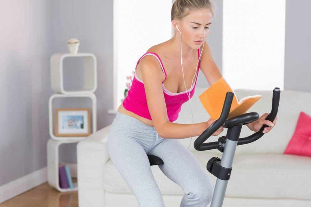 9 лучших тренажеров для похудения в домашних условиях