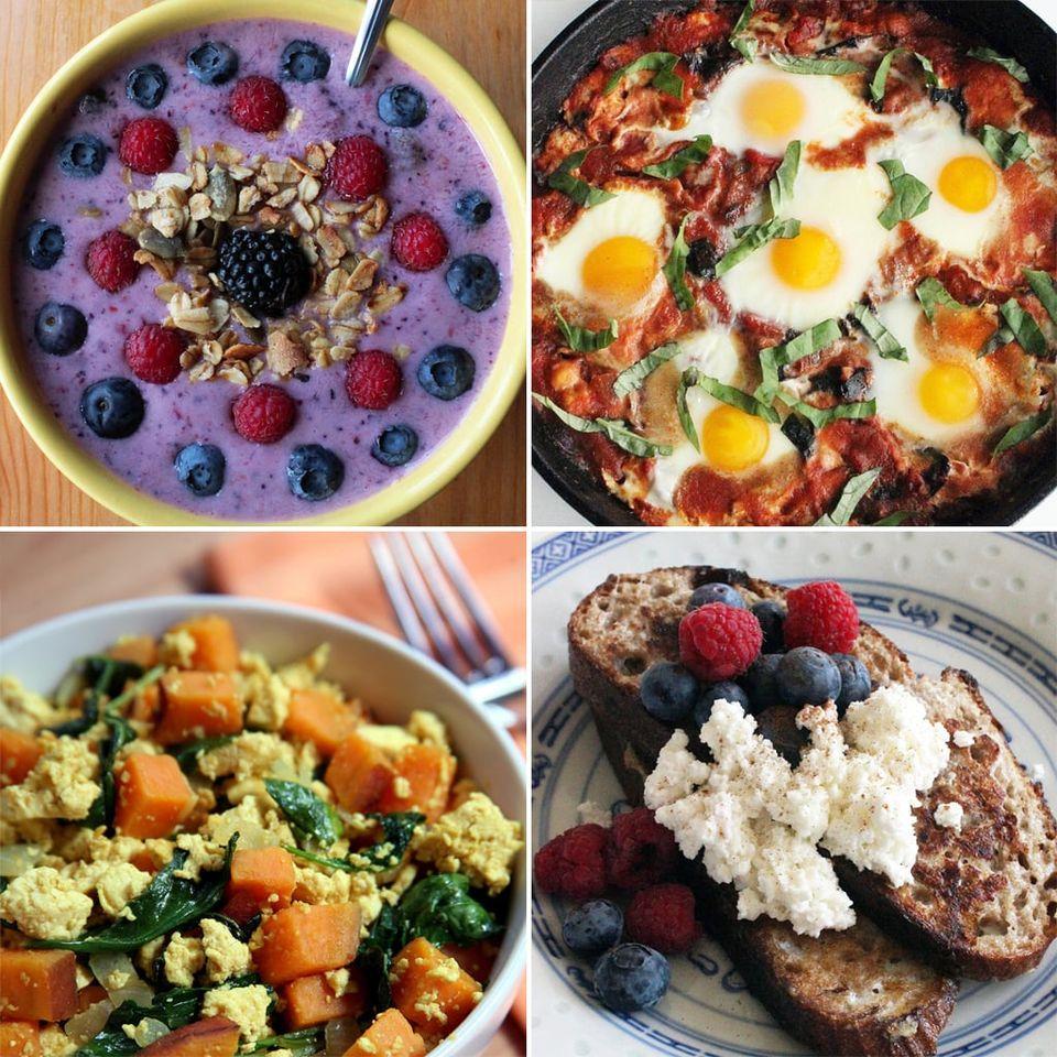 Пп-завтраки: рецепты для похудения на неделю - леди стиль жизни