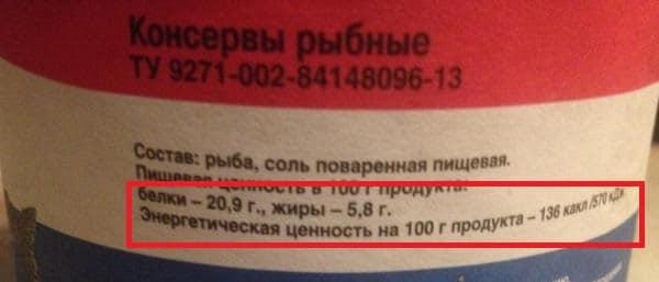 Вредны ли консервы?