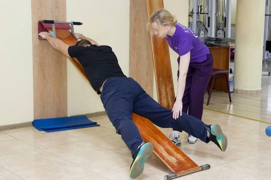 Доска евминова: упражнения для позвоночника, методика использования тренажера для спины