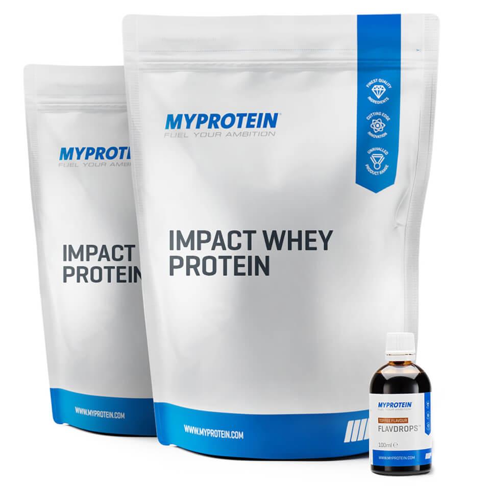 Impact whey protein elite и isolate – обзор протеинов от myprotein