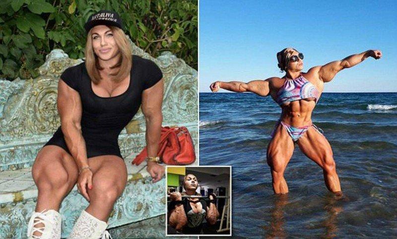 Топ-8 женщин российского бодибилдинга — кто они и как выглядят?
