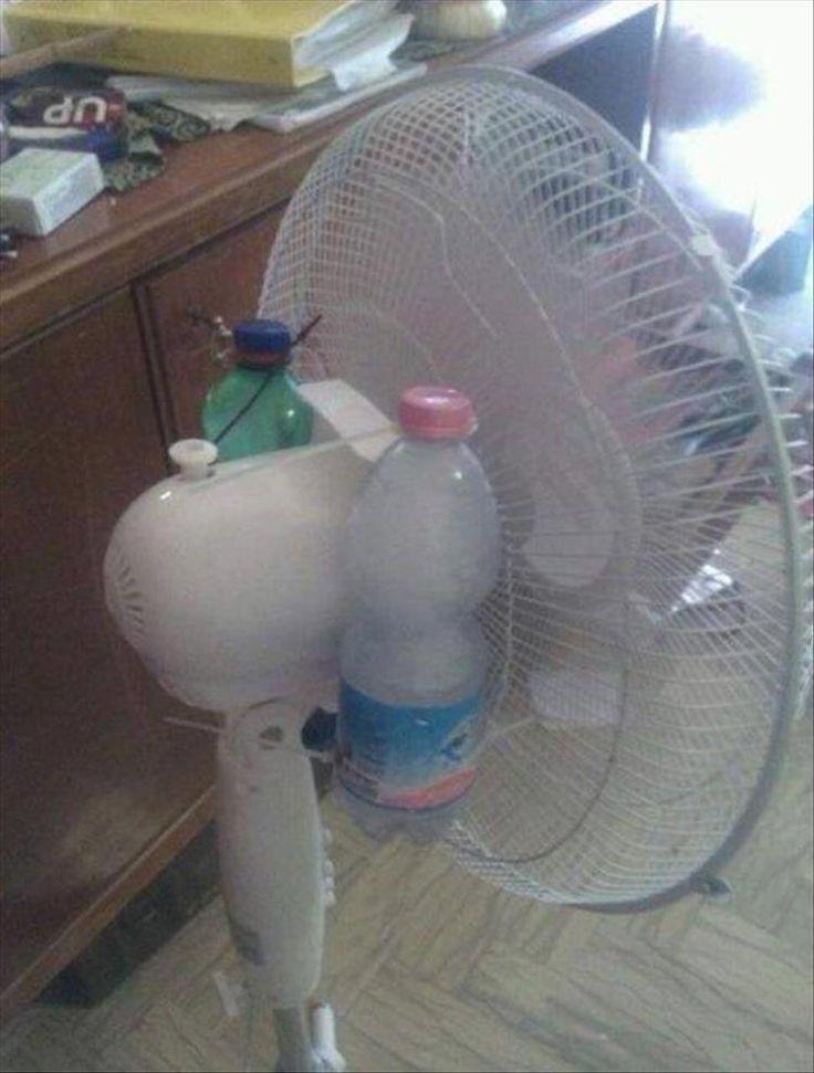 Мой дом – моя баня: 15 шагов, как спастись от жары в квартире без кондиционера