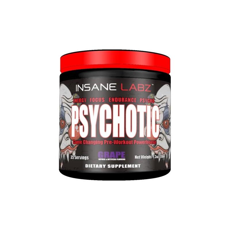 Психотик – предтренировочный комплекс