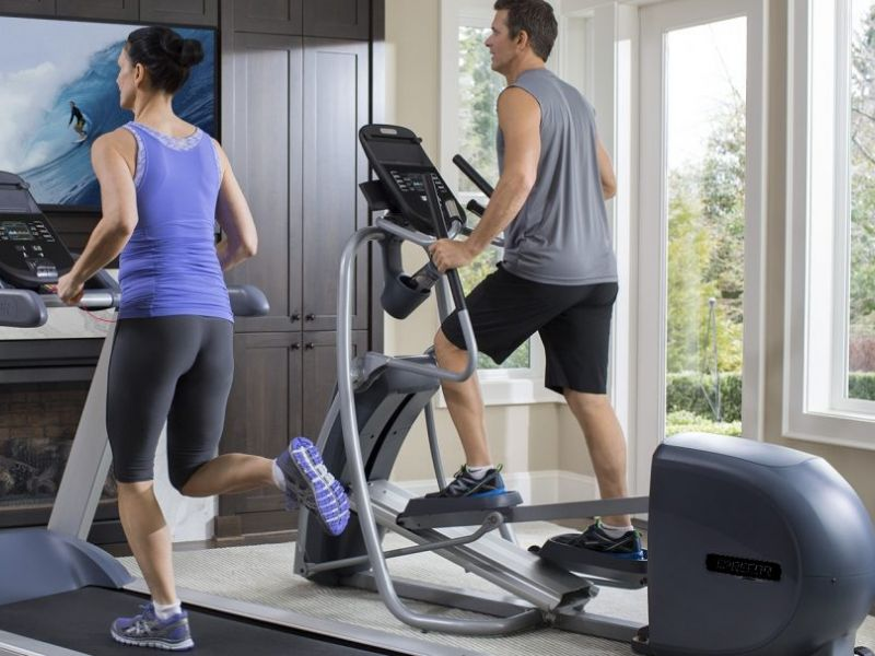 Бег или эллипс: что эффективнее для похудения