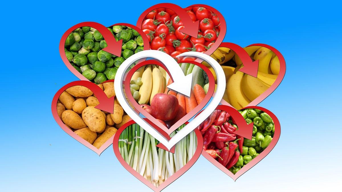 Полезные продукты для сердца и сосудов у женщин, мужчин, детей: укрепляющие, вредные, для улучшения работы, таблица