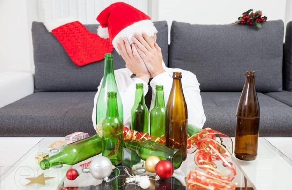 Как похудеть и очистить организм после праздников