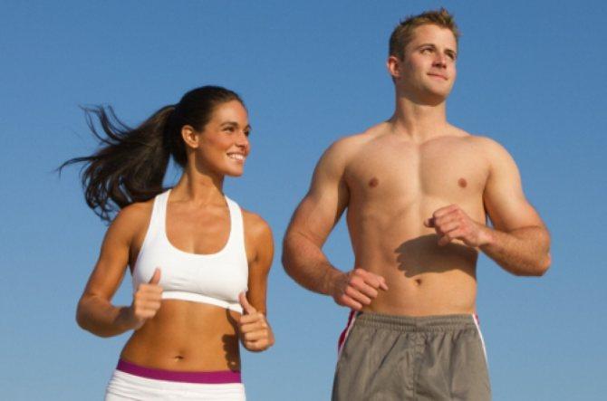 Влияет ли бег на набор мышечной массы