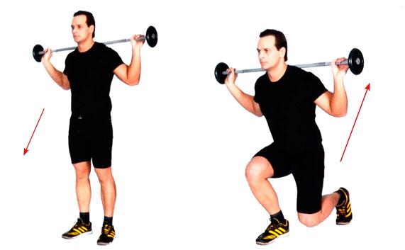Упражнения со штангой. топ лучших.